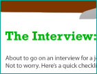 The Interview: A Checklist