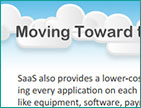 Moving Towards the Cloud: What is SaaS?